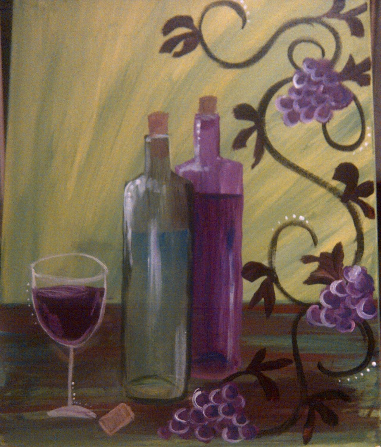 wine and painting portland mafiamedia